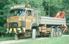 Transportation, Construction, Europe, Trucks, Vehicles, Vintage, Rolling Stock, Building