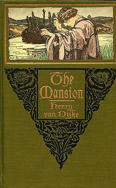 DD--VanDyke--Mansion--Harper, 1911--illus by Elizabeth Shippen Green   by Sundance Collections