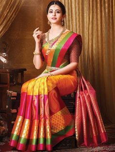 India is so special for the rich cultural variety and colorful dressing traditions. Saree (sari) is the best among Indian dresses.