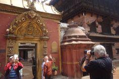 bhaktapur, golden gate