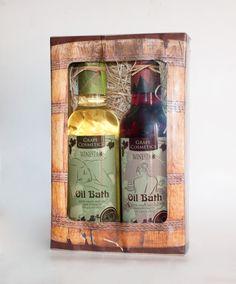 Olejki do kąpieli. Bath oils.