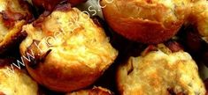 Dough Biltong and Cheese Muffins Savory Muffins, Cheese Muffins, Savory Snacks, Cheese Pies, Baking Muffins, Easy Snacks, Kos, Braai Recipes, Appetizer Recipes