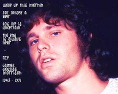 Roadhouse Blues Jim Morrison | Jim Morrison I love waking up to this song