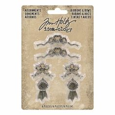 Creativity Takes Courage Tag by Emma Williams | Simon Says Stamp Blog! | Bloglovin' Tim Holtz, Stamp Storage, Simon Says Stamp Blog, Memory Album, Ribbon Bows, Ribbons, Scrapbooking, Graphic 45, Craft Supplies