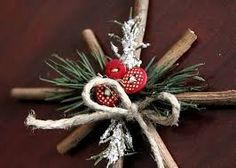Little Things Bring Smiles: *Rustic Snowflake Tutorial*: twigs, hot glue, felt backing. Twig Crafts, Diy Christmas Ornaments, Christmas Projects, Holiday Crafts, Holiday Fun, Christmas Decorations, Woodland Christmas, Primitive Christmas, Rustic Christmas