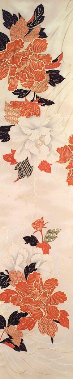 Detalle diseño  kimono