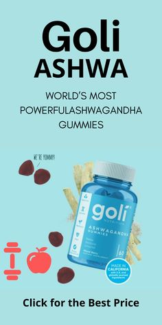 Introducing ASHWA, WORLD'S MOST POWERFUL ASHWAGANDHA GUMMIES. Keep Calm and De-Stress. Delicious, effective, and highly bioavailable. An ancient super herb backed by modern science… Buy your Bottle with the best price today! #goli #goligummies #aff #goliashwa Healthy Foods To Eat, Healthy Recipes, Most Powerful, Nutrition Tips, Herb, Foodies, Health Fitness, Stress, Calm