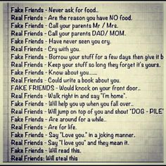 How I Define A Real Friend – Quotes about Real Friends
