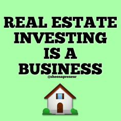 """Real estate investing is a business and you should treat it as such. Start by developing a good business plan detailing the nuances of starting and running your business with realistic goals over time frames of one three five and 10 years. If you dont know how to write a business plan you can find help from the services from MintChocolateSolutions.com  Check out the ebook on Amazon: """"Your Business Is Waiting""""! Be a #HappyEntrepreneur  #business #startup #businessplan #realestate #atlanta…"""