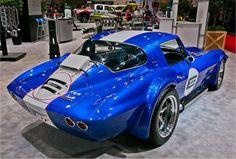 ☆ 63' Corvette Custom ☆