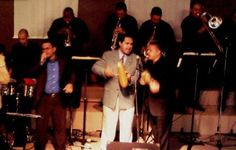 Playing Guiro Cubano and Vocals...2009