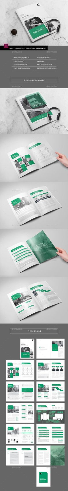 Proposal Proposals, Proposal templates and Brochure template - product sales proposal template
