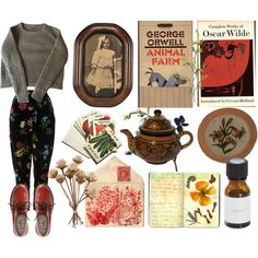 CXXXV by historiamordercy on Polyvore featuring Kenzo, Le Souk, Beekman 1802, Pier 1 Imports, Moleskine, ORWELL, vintage, women's clothing, women's fashion and women