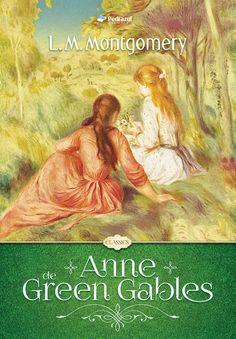 Nova edição. Anne of Green Gables - L. M. Montgomery