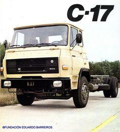 Barreiros Dodge C-17 Dodge 300, Old Lorries, Old Trucks, Tractor, Vintage Cars, Transportation, Monster Trucks, Ships, Classic