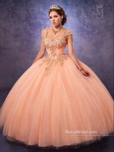 Vestidos de gala para quinceañera 2017 Marys Bridal