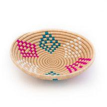 Bariku Teal/Pink Bowl