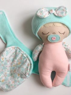 Blonde Babies, Operation Christmas Child, Baby Swaddle, Boy Doll, Coraline, Doll Crafts, Handmade Baby, Kids Christmas, Doll Clothes