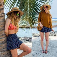 To enjoy this day, I selected a beautiful bikini. Find the details of this outfit here --> http://www.shared.style/styles/beachwear/spring-break-1