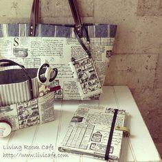 お道具ばっ Living room cafe diary