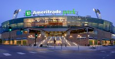 College World Series—TD Ameritrade Park Omaha