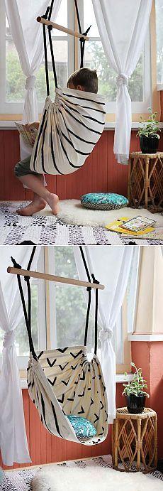 Как сделать гамак своими руками - Craftcafe