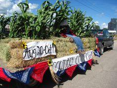 Farm Parade Float Ideas