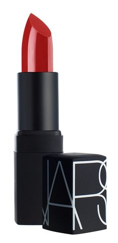 for the perfect red lip try: 'manhunt' by NARS
