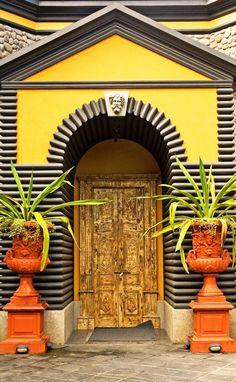 Villa Caletas - Costa Rica door