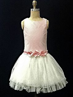 Alfred Angelo style 6656  new for 2012  comes in pool blue  flower girl dress
