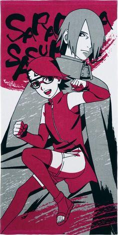 Sasuke y Sarada