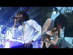 Alkaline Full Performance At Reggae Sumfest 2017 [Diss Tommy Lee & Popcaan] - YouTube