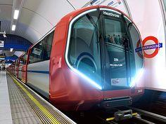 Bombardier Transportation and Hitachi Rail Europe, rolling stock for London Underground's New Tube