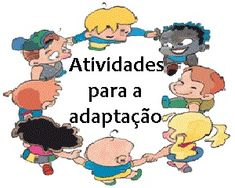 7 activity ideas for school adaptation - Educa Criança - Einrichtungsstil More Fun, Children, Kids, Teaching, Education, Comics, School, Books, Star Earrings