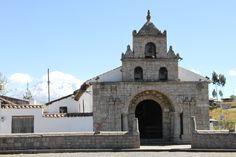 La iglesia más antigua del Ecuador Fotografía: Alejandro Villavicencio