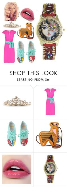 """""""im d law"""" by surike-ike ❤ liked on Polyvore featuring BillyTheTree, Libelula, Hot Topic and FOSSIL"""