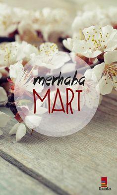 Hoş geldin #Mart!  Mart'ın ilk iş gününden herkese günaydınlar..  #March #sabah