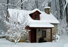 Olde Creek Cottage in PA (1)