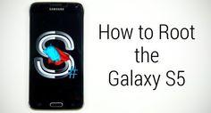 วิธีการ Root Samsung Galaxy S5