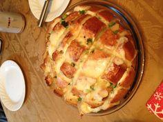 Blooming onion bread !! Sooooo good !!