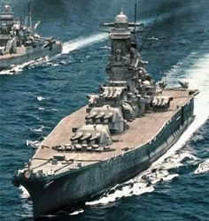 Battleship Yamato Maru da classe Yamato, que serviu com a Marinha Imperial Japonesa durante a Segunda Guerra Mundial. Em 1945, ela foi afundado por bombardeiros e torpedo Americana