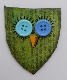 little green owl