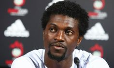 Maureen World Of Love: Footballer, Emmanuel Adebayor Accuses Mother of Wi...