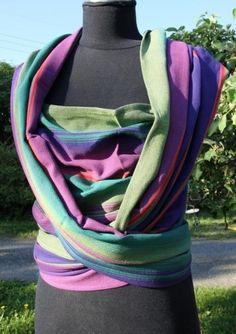 Girasol Saltillo woven wrap