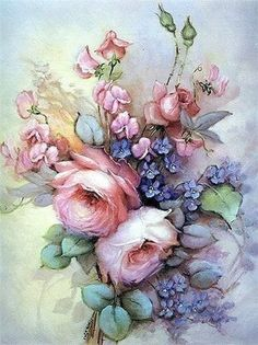 Gallery.ru / Фото #19 - Ещё раз розы... - Anneta2012