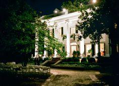 Augusta Ga Wedding Plantation Home