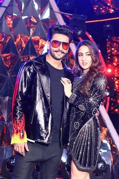 Sara Ali Khan makes appearance on Indian Idol 10 for second time only because she is a big fan of Neha Kakkar Indian Idol, Neha Kakkar, Sara Ali Khan, L Shaped Sofa, Bollywood News, Punk, Big, Fashion, Moda