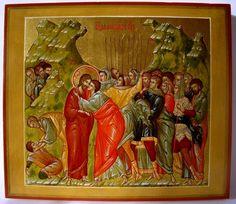Предательство Иуды: иконы и картины | Православие и мир