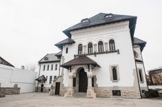 Townhouse Designs, Revival Architecture, Construction Types, Bucharest, My Town, Beautiful Buildings, Byzantine, Romania, Restoration