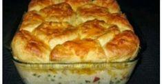 Chicken Biscuit Casserole!